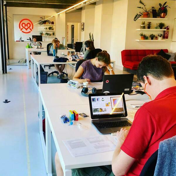 MaisonRouge stelt leeg kantoor in Gent tijdelijk ter beschikking van studenten