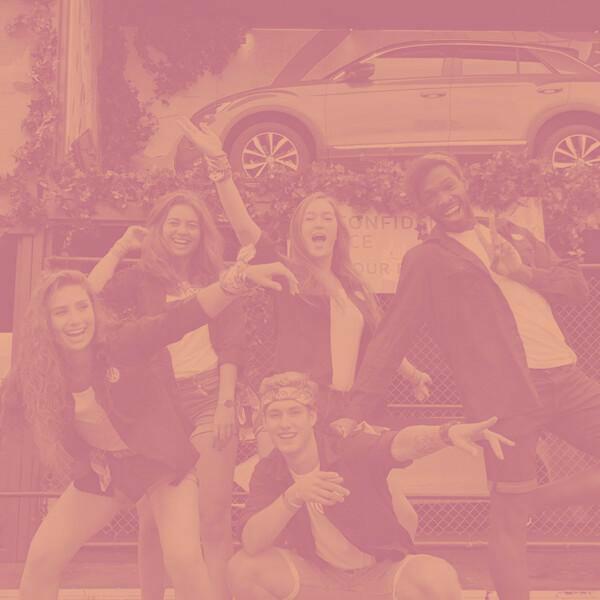 Équipe promo | MaisonRouge