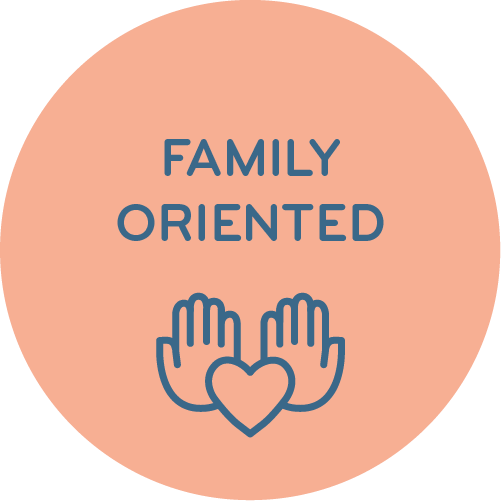 Family oriented