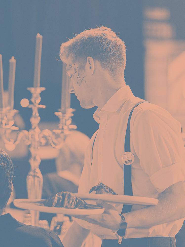 Kelner | MaisonRouge