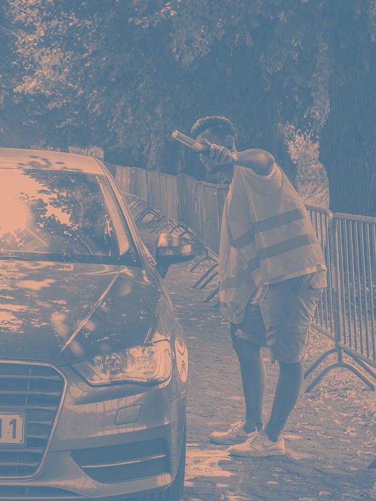 Parkingcrew | MaisonRouge